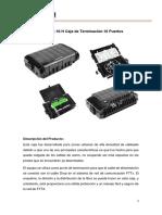 F2H FTB 16 H Datasheet Español