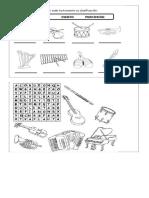 Guía Instrumentos Musicales