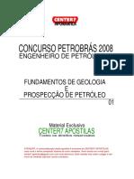 25 Fundamentos de Geologia e Prospecção de Petróleo I