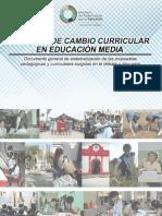 Proceso de Cambio Curricular-educ Media-1