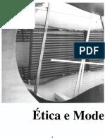 Ética e Modernidade