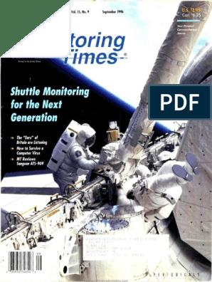 Monitoring Times Magazine Sep 1996 Radio Broadcasting