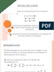 3. Metodo de Gauss