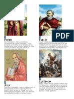 Los Apostoles 12
