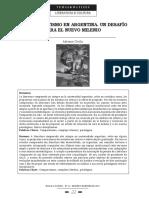 CROLLA ADRIANA El comparatismo en Argentina.pdf