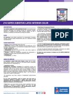 Z10 Loxon Interior Color