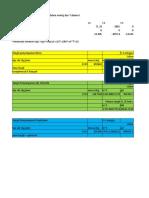 Excel Tugas Bel
