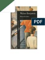 Benjamin Walter - Direccion Unica