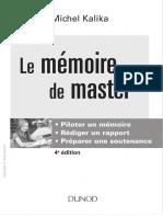 [Kalika, Michel] Le Memoire de Master Piloter Un(B-ok.org)