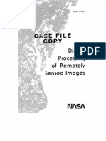 5571145 Digital Processing of Remote Sensed Images