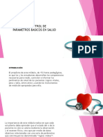 Medicion y Control de Parametros Basicos