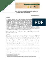 2015 Simone Fioritti Silva Renda Ricardiana Precos de Producao e Recursos Renovaveis Escassos Uma Visao Sraffiana
