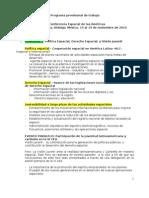 CEA_036DT_r1 SCL!_100803 (Informe Grupos de Trabajo PREPCOM VI CEA Santiago, Chile Es