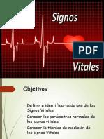 SIGNOS VITALES 1