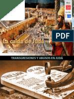 Lección 12 - La Caída de Judá