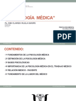 Clase 01 - Ps Medica