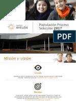 Presentación Selección Profesores Ayelén
