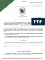 Documentos TSJ Efectos de La No Impugnacion de La Fotografia
