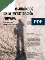 Aspectos jurídicos de la investigación privada