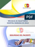 MARIANAPRESENTAACION SEGURIDADAD DEL PACIENTE 15-2-2018(2).ppt