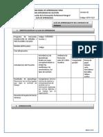 Gfpi-f-019 Formato Guia de Aprendizaje 001- Contrato de Trabajo