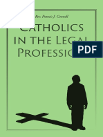 Catholics in the Legal Profession