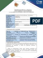 Guía Integrada de Actividades y Rubrica de Evaluación - Fase 4 - Validación de Los Conocimientos- Plantear y Resolver Ejercicios de Optimización