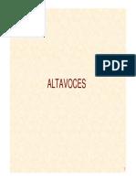 Manual Sobre Altavoces