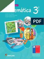 Matemática 3º Básico - Texto Del Estudiante
