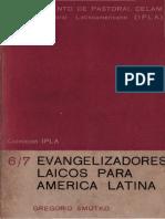 Celam, Ipla - Evangelizadores Laicos Para America Latina