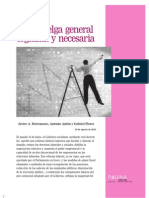 «Una huelga general legítima y necesaria»