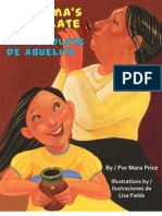 Grandma's Chocolate / El chocolate de Abuelita by Mara Price, illustrated by Lisa Fields