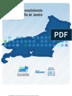 Mapa de Desenvolvimento do Estado do Rio de Janeiro - Sistema Firjan