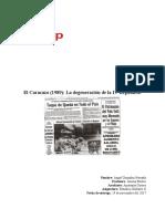 Informe Final - El Caracazo
