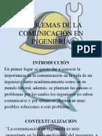 Comunicación en Ingeniería