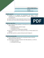 Plan de Tratamiento fonoaudiologico