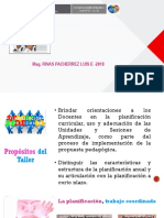 PPT PLANIFICACION CURRICULAR HUARAL.pptx