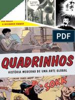 Quadrinhos - História Moderna de Uma Arte Global