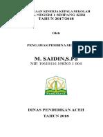 Koper M Saidin