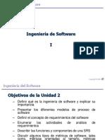 Unidad 2 Fundamentos de Ingeniería Del Software