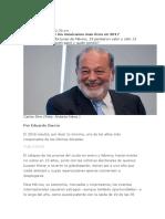 37 Personas Mas Ricas Mexico Forbes