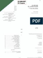 Dubet - El Declive de La Institucion - Intro y Caps 1