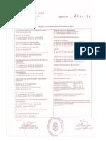 Calendario Academico 2015 unsa