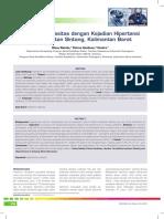 07_228Hubungan Obesitas dengan Kejadian Hipertensi di Kecamatan Sintang Kalimantan Barat.pdf