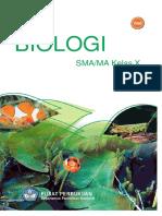 Buku biologi Kelas X Sriwidayati