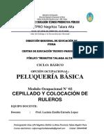 LAVINIA Peluqueria Basica M2