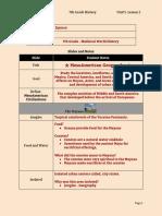 joshua lipman - lecture notes unit 5 lesson 2 - 7th grade - mesoamerica nicoll