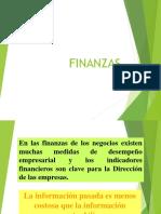 ANALISIS finanzas