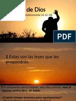 Siervos de Dios Mensaje éxodo 21.pptx