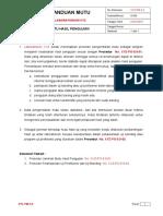 Dokumensaya.com Panduan Mutu Iso Iec 17025 59 Jaminan Mutu Hasil Pengujian